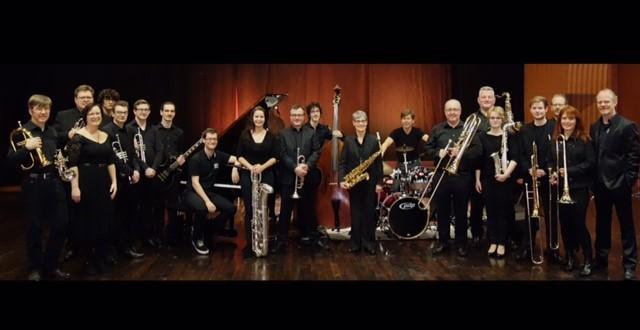 Jazz-Bigband der Musikschule Seligenstadt